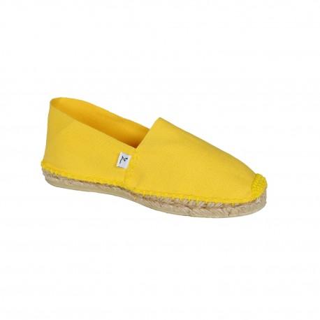SARTAN - Espadrille jaune