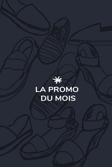 Espadrilles basque en promotion