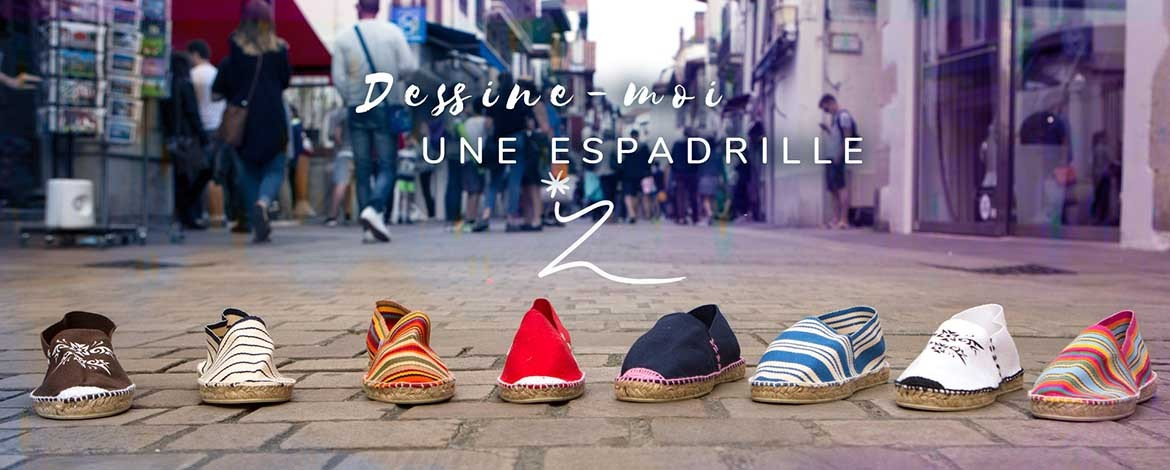 Espadrilles basques Collection 2019 Homme Femme